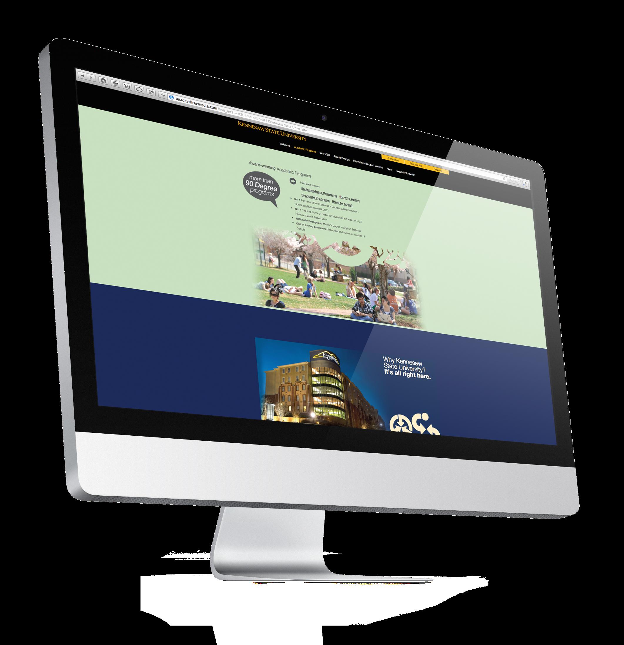 KSU International Programs Website