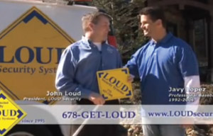 Loud Security Commercial with Javy Lopez