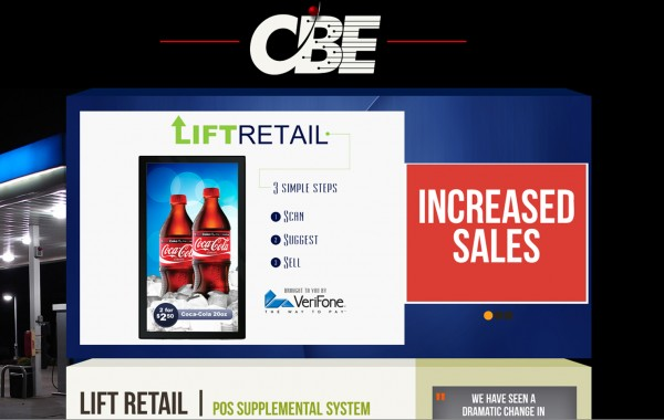 CBE Lift Landing Page