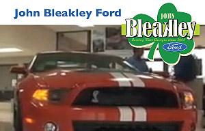 John Bleakley Ford Commercial