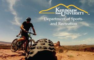 KSU Sports & Recreation Promo Video