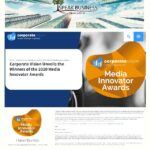 2020 Global Media Innovator Award