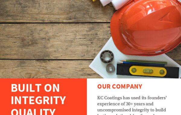 Kilcore Construction – Brochure