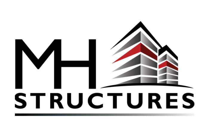 MH Structures – Logo